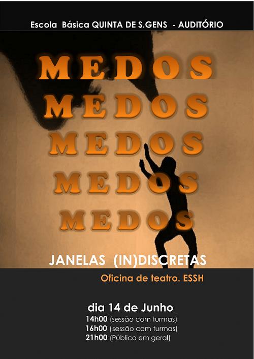Oficina de Teatro ESSH - Janelas (In)discretas
