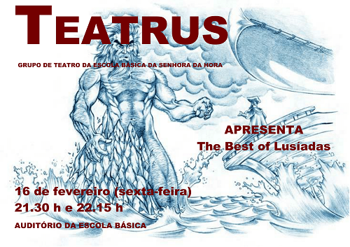 TEATRUS apresenta