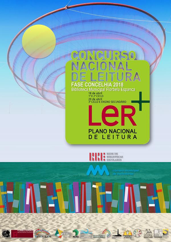 Concurso Nacional Leitura
