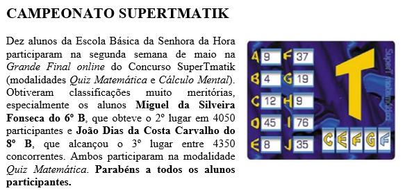 Campeonato Supertmatik