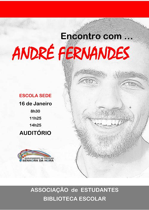 Encontro com André Fernandes