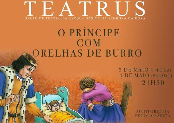 Teatrus - O Príncipe com orelhas de burro