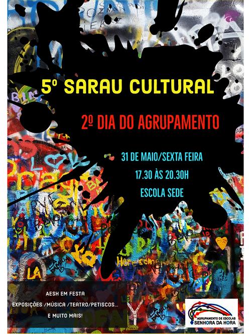 5º Sarau Cultural