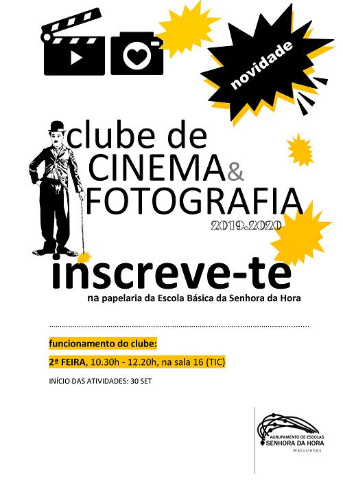 Clube de Cinema & Fotografia - Escola Básica
