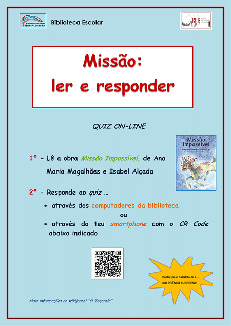 Missão: Ler e Responder