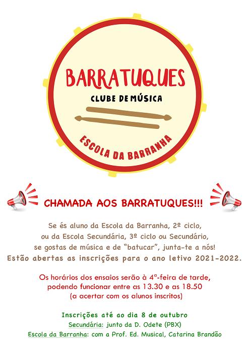 Clube de Música - Barratuques